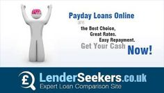 Payday lenders only
