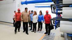 Planta desalinizadora inaugurada en Nueva Esparta - ACN ( Agencia Carabobeña de Noticias) (Comunicado de prensa) (blog)