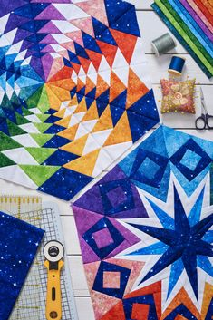 Five Efficient Tips For More Creative Quilting Time (Quilting Land) Longarm Quilting, Quilting Tips, Quilting Tutorials, Sewing Tutorials, Sewing Ideas, Nautical Quilt, Homemade Quilts, Old Quilts, Look Vintage