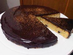 Contreau Chocolate Cake