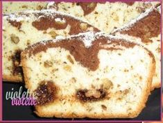 Reteta culinara Chec din albusuri cu nuci si ciocolata din categoria Dulciuri. Specific Romania. Cum sa faci Chec din albusuri cu nuci si ciocolata Something Sweet, Nutella, Food To Make, French Toast, Sweet Treats, Pudding, Ice Cream, Sweets, Bread