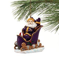 Minnesota Vikings Sled Ornament