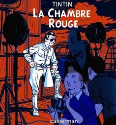 Les Aventures de Tintin - Album Imaginaire - La Chambre Rouge