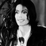 Michael Jackson gif interviews in MTV.  Beautiful ♡♡♡