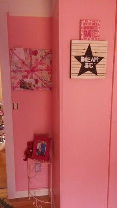 Emily's Shabby Chick room makeover