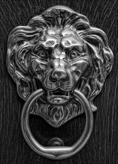 Door Knocker by robertdanielullmann on Flickr