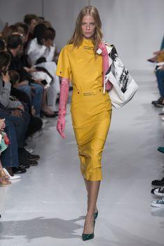 Calvin Klein коллекция | Коллекции весна-лето 2018 | Нью-Йорк | VOGUE