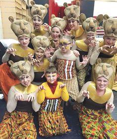 "Little Aggies Theater presents ""Lion King Jr."" - sandmountainreporter.com: Home"