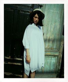 #AsamiUsuda #fashion #hat #spring #Japanese