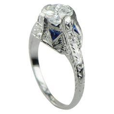 Search For Flights .08ct 3-ring Bridal 18k White Gold Engagement Wedding Band Bride Groom Set Engagement & Wedding