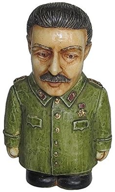 "Harmony Kingdom - Harmony Ball - Pot Bellys ""Joseph Stalin"" Figurine. #HarmonyKingdom #Statue #Sculpture #Decor #Gift #gosstudio .★ We recommend Gift Shop: http://www.zazzle.com/vintagestylestudio ★"
