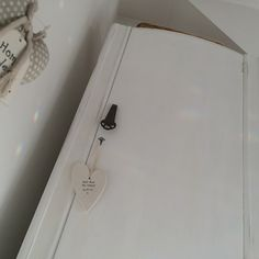 One of my bedroom wardrobes in Annie Sloan paint.