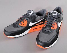 new style 82835 8db8f Nike Air Max 90 Premium - Total Crimson (Lato 2013)