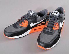 new style 0e23c b0eea Nike Air Max 90 Premium - Total Crimson (Lato 2013)