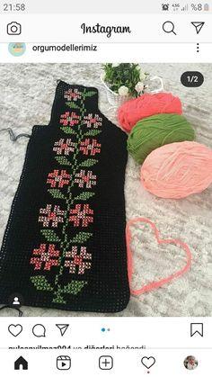 Smocking Patterns, Baby Dress Patterns, Hand Embroidery Patterns, Baby Knitting Patterns, Knitting Designs, Crochet Patterns, Tunisian Crochet, Crochet Stitches, Crochet Baby