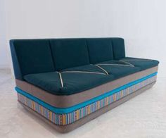 Nomadic Stacked Sofas - The Versatile Bidoun Mattress Furniture by Traffic (GALLERY)