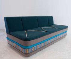 Nomadic Stacked Sofas - The Versatile Bidoun Mattress Furniture by Traffic