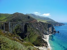Pacific Coast Highway, California   ...PCH...(the 1)  ..but make sure you're driver is someone who can keep their eyes on the road   o.0