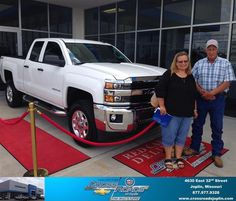 Congratulations to Jim Hollemback on your new truck  purchase from Josh Keys at Crossroads Chevrolet Cadillac! #NewCar
