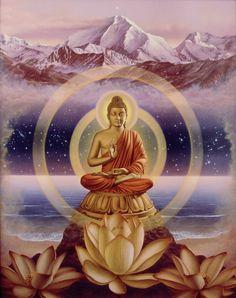 De 'Boeddha' schilderijen - Herman Smorenburg