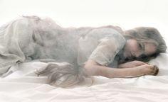 goutte de la lune - ialu: Ruslana Korshunova by Jesse Shadoan Ruslana Korshunova, Donna Karan, Image Sharing, Neutral Colors, Daydream, Ethereal, Find Image, Fairy Tales, In This Moment