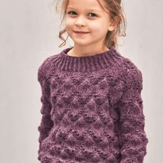 1803-09-1 Baby Pullover, Knitting Blogs, Baby Kind, Knitwear, Sweaters, Inspiration, Diy, Fashion, Baby Knitting
