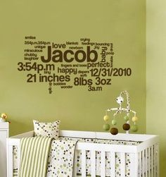 Home Decoration  Project... Would love to have something like this