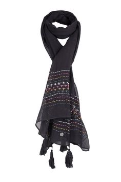 Stitched Ends Scarf  http://www.mistral-online.com/accessories-c10/scarves-c45/stitched-ends-scarf-eclipse-p23326