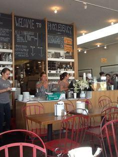 Huckleberry Cafe & Bakery in Santa Monica, CA