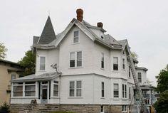"""Maplecroft""...Lizzie Borden home after the murders"