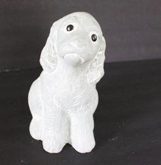 Isabel Bloom Dog Little Pal Signed 2002 Retired Puppy Statue Figure