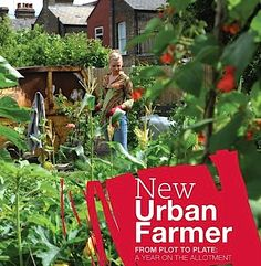 The New Urban Farmer – new book Linked by Michael Levenston