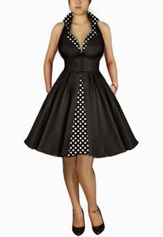 Blueberry Hill Fashions : Rockabilly Dresses NEW PSYCHOBILLY STYLES