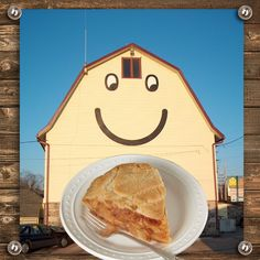 Home of Simply the Best Apple Pie Baked in a Paper Bag and the Smilin' Barn! Best Apple Pie, Wisconsin Cheese, Gourmet Gift Baskets, Baked Ham, Farmer, Barn, Yummy Food, Foods, Breakfast
