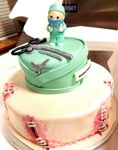 Surgeon cake