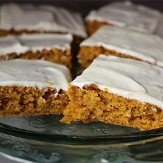 """Paul's Pumpkin Bars 