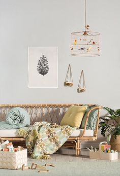 Kids Room Ideas: Wood Details and Vintage Touches - Petit & Small