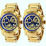 To order for  bvlgari wristwatches call/whatsapp 07069201685. Thick Thick says the time. Mygoodness online stores