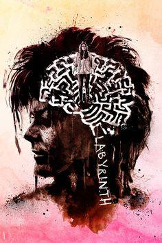 Labyrinth - movie poster - Daniel Norris