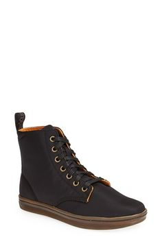 Dr. Martens 'Hackney' Leather Boot (Women) available at #Nordstrom
