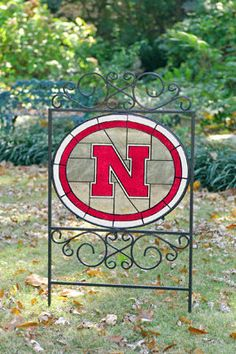 Husker Yard Deco!  I want it in my yard