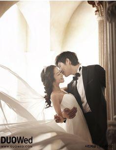 韩国婚纱照