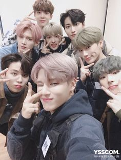 nct bebes (˶‾᷄ ⁻̫ ‾᷅˵) - Ateez - Gatos Nct, Pop Bands, Yg Entertainment, Kpop Anime, Rapper, Bang Yongguk, Jung Yunho, Korean Boy, Woo Young