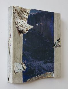 letha wilson, headlands yosemite blue