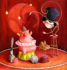 ilustración de Valeria Docampo