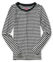 Kids' Long Sleeve Feeder Stripe Tee - PS From Aéropostale®