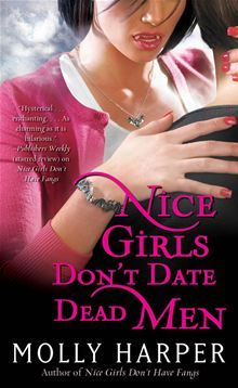 Following Nice Girls Don't Have Fangs, the second in a hilarious, smart, sexy romantic series about an out-of-work librarian who is turned into a vampire. With her best friend… read more at Kobo.