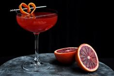 Teeth of the Hydra Cocktail recipe #drinks #alcohol #cocktails