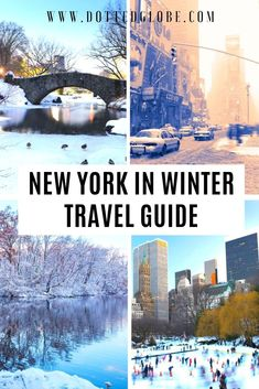 Explore 26 Best Things to do in New York in winter now via Indoor Attractions, New York Attractions, New York Christmas, Winter Christmas, Winter Destinations, Travel Destinations, New York Winter, Winter Things, Visiting Nyc
