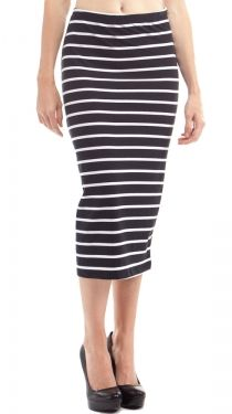 With MG in mind...she likes stripes....Nautical Striped Skirt